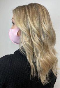 blonde highlights las vegas